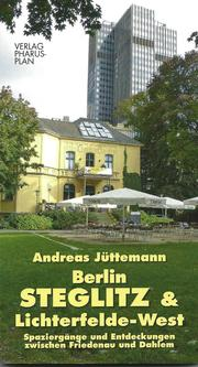 Berlin-Steglitz und Lichterfelde-West
