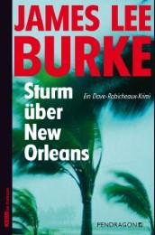 Sturm über New Orleans - Cover