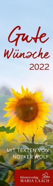 Gute Wünsche 2022