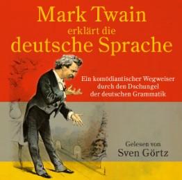 Mark Twain Erklärt Die Deutsch