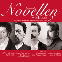 Das große Novellen Hörbuch 2