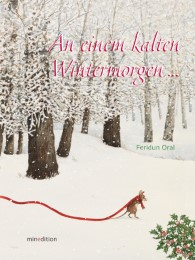 An einem kalten Wintermorgen... - Cover