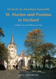 Die Kirche des ehemaligen Damenstifts St. Marien und Pusinna in Herford