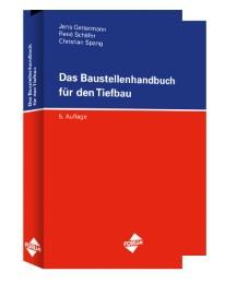 Das Baustellenhandbuch für den Tiefbau