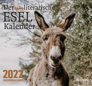 Der (un)literarische Eselkalender 2022
