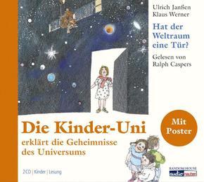 Die Kinder Uni: Hat der Weltraum eine Tür?