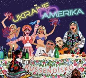 Ukraine do Amerika