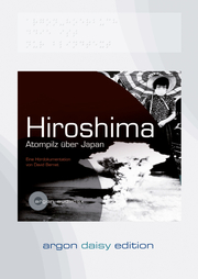 Hiroshima - Atompilz über Japan