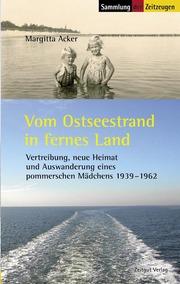 Vom Ostseestrand in fernes Land