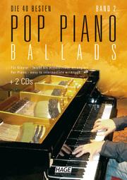 Pop Piano Ballads 2