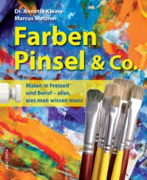 Farben, Pinsel & Co.