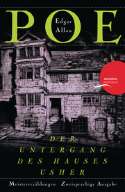 Der Untergang des Hauses Usher / The Fall of the House of Usher (Anaconda Paperback)