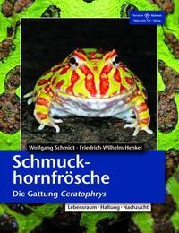 Schmuckhornfrösche - Die Gattung Ceratophrys