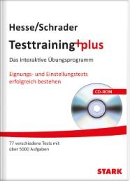 Testtraining plus