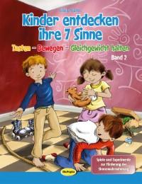 Kinder entdecken ihre 7 Sinne 2