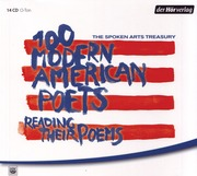 100 Modern American Poets Reading der Poems