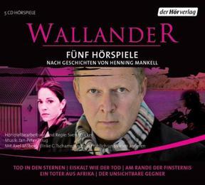 Wallander - Fünf Hörspiele