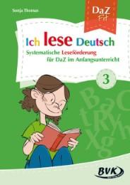 Ich lese Deutsch 3