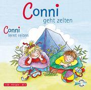 Conni geht zelten/Conni lernt reiten