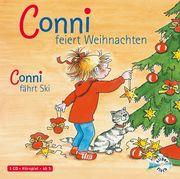 Conni feiert Weihnachten/Conni fährt Ski