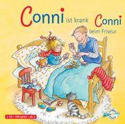 Conni ist krank/Conni beim Friseur