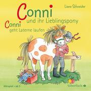 Conni und ihr Lieblingspony/Conni geht Laterne laufen