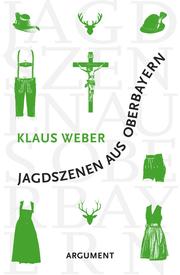 Jagdszenen aus Oberbayern - Cover