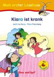 Klara ist krank / Silbenhilfe