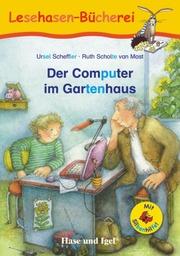 Der Computer im Gartenhaus - Silbenhilfe