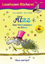 Ätze - Das Tintenmonster im Zirkus