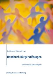 Handbuch Bürgerstiftungen