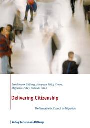 Delivering Citizenship