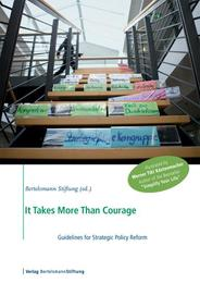 It Takes More Than Courage