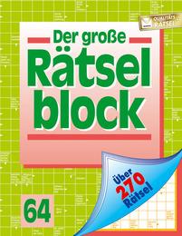 Der große Rätselblock 64