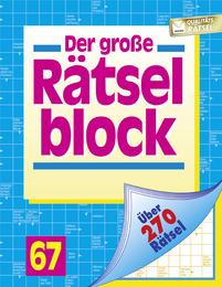 Der große Rätselblock 67