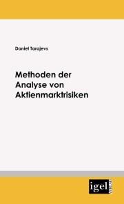 Methoden der Analyse von Aktienmarktrisiken