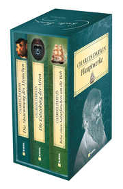 Charles Darwin - Hauptwerke