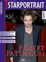 Young Starportrait: Robert Pattinson 1 - Cover
