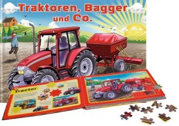 Traktoren, Bagger und Co