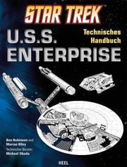 Star Trek U.S.S. Enterprise - Cover