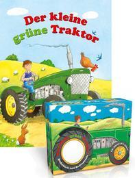 Der kleine grüne Traktor
