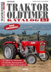 Traktor Oldtimer Katalog 8