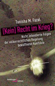 (Kein) Recht im Krieg?