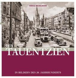 Der Tauentzien - Cover