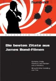 Die besten Zitate aus James Bond-Filmen