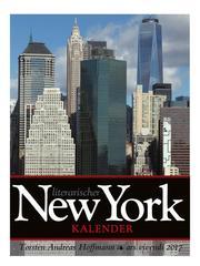 Literarischer New York-Kalender 2017