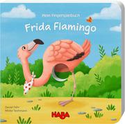 Mein Fingerspielbuch - Frida Flamingo
