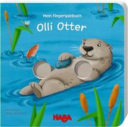Mein Fingerspielbuch - Olli Otter