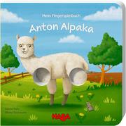 Mein Fingerspielbuch - Anton Alpaka