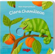 Mein Fingerspielbuch - Clara Chamäleon
